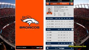 Denver Broncos Apps 2017
