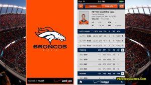 Denver Broncos Apps 2017