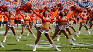 Denver Broncos Cheerleaders Videos
