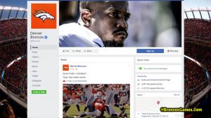 Denver Broncos Official FB Page