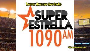 Denver Broncos Live Radio