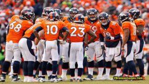Denver Broncos Players 2017
