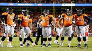 Denver Broncos Rosters 2017