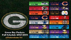 Denver Broncos Full Schedule 2017
