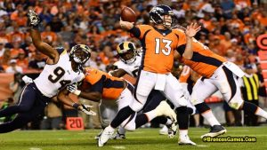 Los Angeles Chargers vs Denver Broncos Rivalry