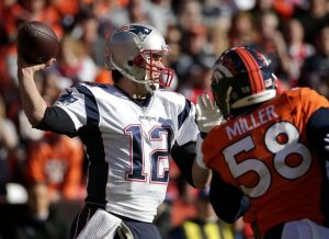 New England Patriots vs Denver Broncos Review Highlights