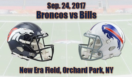 Week 3: Bills Grim Featured Match vs Broncos Prediction
